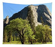 Yosemite Valley Serenity Tapestry