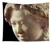 Young Girl-part-arttopan Carving-realistic Stone Sculptures-marble Tapestry