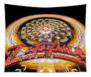 Zipper #4 Tapestry