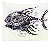 Asynchronous Hate Fish Tapestry