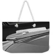 1948 Chevrolet Hood Ornament Weekender Tote Bag