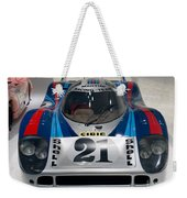 1971 Porsche 917 Lh Coupe Weekender Tote Bag