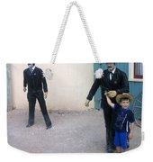 3 Godfathers Homage 1948 Ok Corral Tombstone Arizona  Weekender Tote Bag