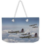 381st Group Outbound Weekender Tote Bag