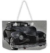 39 Custom Coupe Weekender Tote Bag