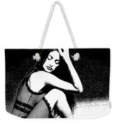# 5 Penelope Cruz Portrait. Weekender Tote Bag