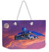 A Flying - Flying Lady  Weekender Tote Bag