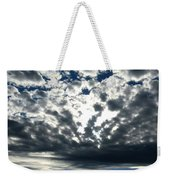 A Glorious Cloudscape Weekender Tote Bag
