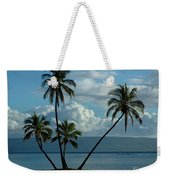 A Little Bit Of Paradise Weekender Tote Bag