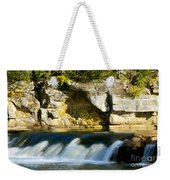 A Quiet Place  Waterfall Weekender Tote Bag