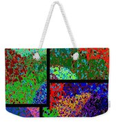 Abstract Fusion 86 Weekender Tote Bag