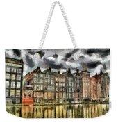 Amsterdam Water Canals Weekender Tote Bag