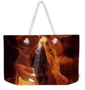 Antelope Canyon Ray Of Hope Weekender Tote Bag