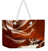 Antelope Slot Canyon Weekender Tote Bag
