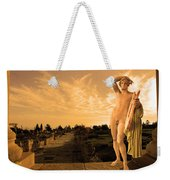 Apollo Sacred Street Weekender Tote Bag