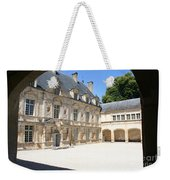Arch View Palace Bussy Rabutin Weekender Tote Bag