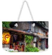 Art Shop Weekender Tote Bag