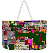 Atomic Bomb Of Purity 5a Weekender Tote Bag