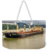 Avocet In The Panama Canal Weekender Tote Bag