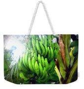 Banana Plants Weekender Tote Bag