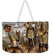 Battle Of Fredericksburg Weekender Tote Bag by American School
