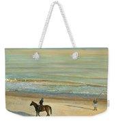 Beach Dialogue Dunwich Weekender Tote Bag
