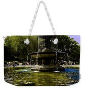 Bethesda Fountain - Central Park  Weekender Tote Bag