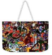 Bitachon 4d Weekender Tote Bag