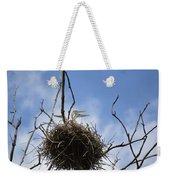 Blue Heron Rookery 7212 Weekender Tote Bag