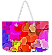Bold And Colorful Phone Case Artwork Designs By Carole Spandau Cbs Art Exclusives 101 Weekender Tote Bag