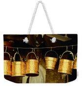 Buckets At Esfahan Market Weekender Tote Bag