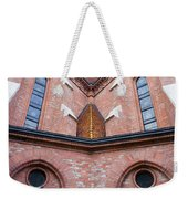 Buda Reformed Church Architectural Details Weekender Tote Bag