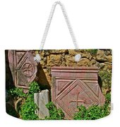 Byzantine Cross In Myra-turkey Weekender Tote Bag
