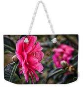 Camellia De Mamie Weekender Tote Bag