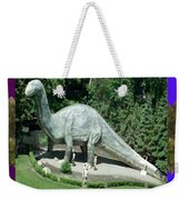Canadian Dinosour Museaum    Canada Is Rich In Fossils Especially The Provinces Of Alberta And Bri Weekender Tote Bag