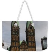Cathedral Bremen - Germany Weekender Tote Bag
