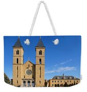 Cathedral Of The Plains Weekender Tote Bag