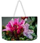 Coast Rhododendron Weekender Tote Bag