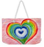 Colourful Dreams Weekender Tote Bag