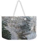 Creek Reflection Weekender Tote Bag