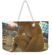 Cupid Playing With A Butterfly - Louvre Museum Paris Weekender Tote Bag