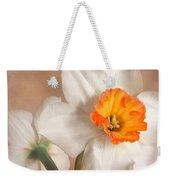 Daffodil Weekender Tote Bag