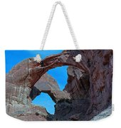 Double Arch - Arches National Park Weekender Tote Bag