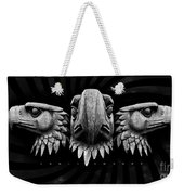 Eagle Square Weekender Tote Bag