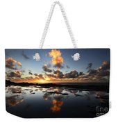 Earth Third Planet From The Sun Weekender Tote Bag