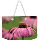 Echinacea Purpurea  Weekender Tote Bag