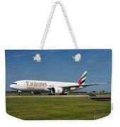 Emirates Boeing 777 Weekender Tote Bag
