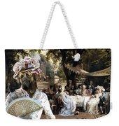 English Mastiff  - Mastiff Art Canvas Print - The Garden Party Weekender Tote Bag