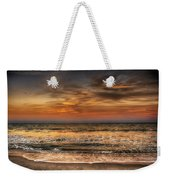 Evening At The Beach Weekender Tote Bag