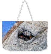 Eye Of A Horse Weekender Tote Bag